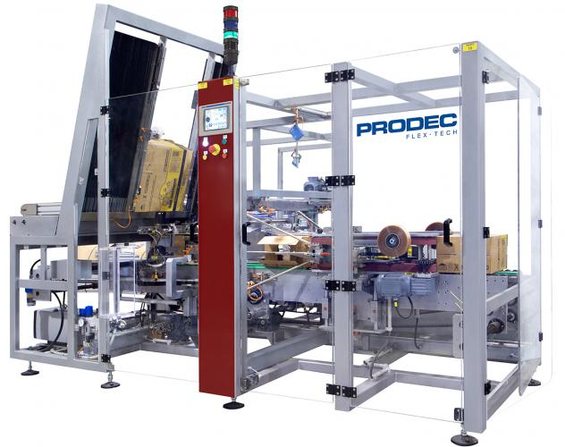 FL-5 Medium capacity side loading case packer 3