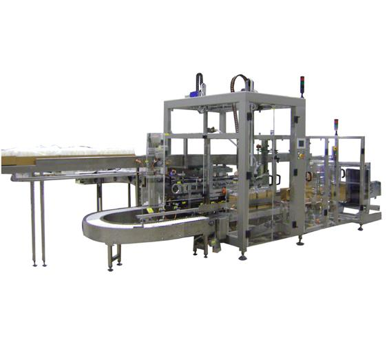 D-500 Pick & Place top loading packer