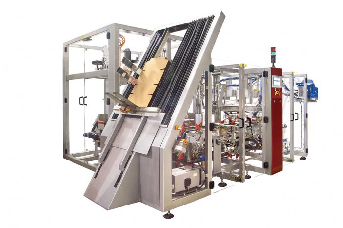 WRAP-200 side loading WRAP packing